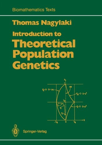 book Introduction to Theoretical Population Genetics (Biomathematics)
