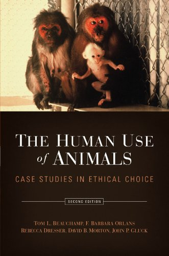 book The Human Use of Animals: Case Studies in Ethical Choice