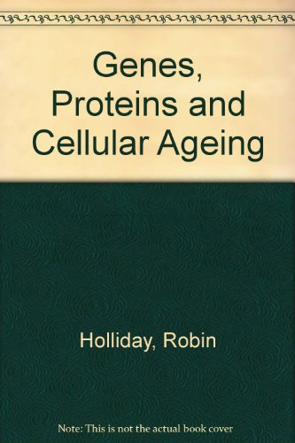 book Genes Proteins Cellular Aging (Benchmark papers in genetics)