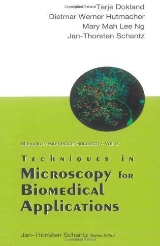 book Techniques in Microscopy for Biomedical Applications (Manuals I Nbiomedical Research)