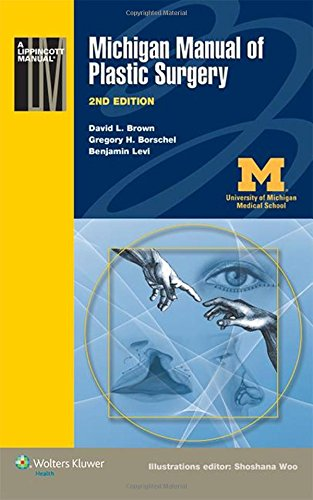 book Michigan Manual of Plastic Surgery (Lippincott Manual Series (Formerly known as the Spiral Manual Series))