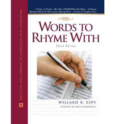 book [(Words to Rhyme with)] [Author: Willard R. Espy] published on (November, 2006)