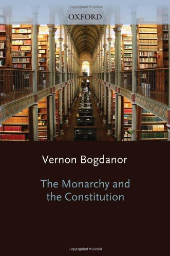 book The Monarchy and the Constitution