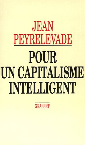 book Pour un capitalisme intelligent (French Edition)