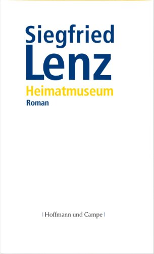 book Heimatmuseum: Roman (German Edition)