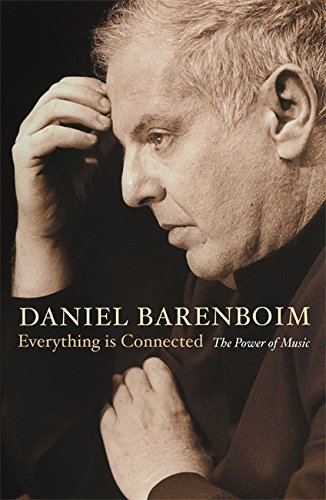 book Everything Is Connected: The Power Of Music by Daniel Barenboim (26-Nov-2009) Paperback