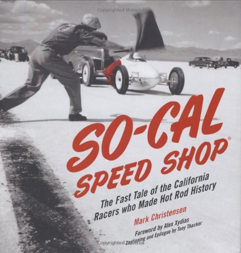 book SO-CAL Speed Shop
