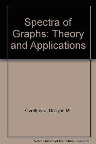 book Spectra of Graphs: Theory and Applications