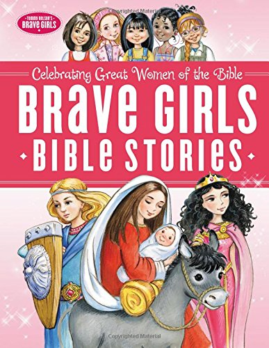 book Brave Girls Bible Stories