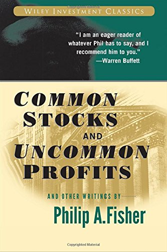 book Common Stocks and Uncommon Profits and Other Writings