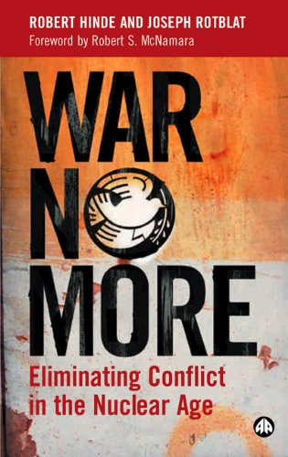 book War No More: Eliminating Conflict in the Nuclear Age