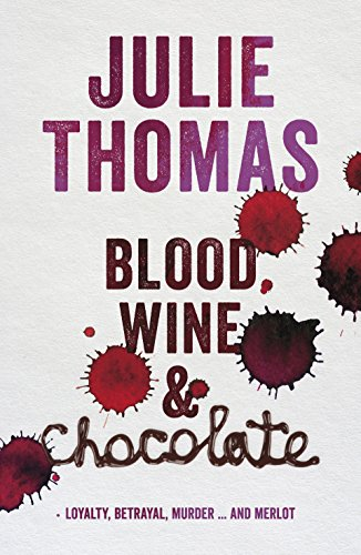book Blood, Wine and Chocolate