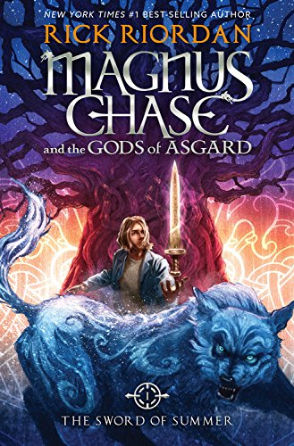 book Magnus Chase and the Gods of Asgard, Book 1: The Sword of Summer