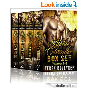 Book series Alpha Contender Boxed Set: BWWM Paranormal shifter romance BBW eBook: Terry Bolryder: Amazon.co.uk: Kindle Store