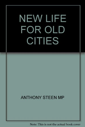 book NEW LIFE FOR OLD CITIES