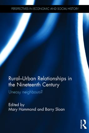 Book Chapter Rural\u2013Urban Relationships in the Nineteenth Century Uneasy neighbours?