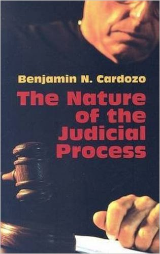 book The Nature of the Judicial Process
