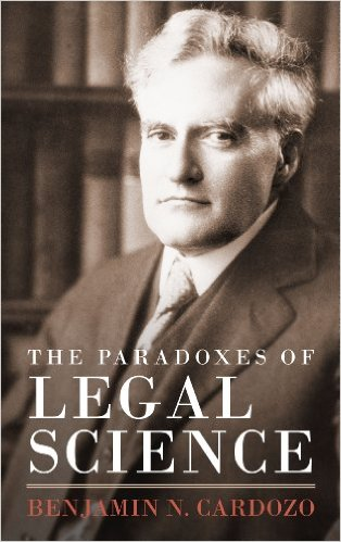 book The Paradoxes of Legal Science