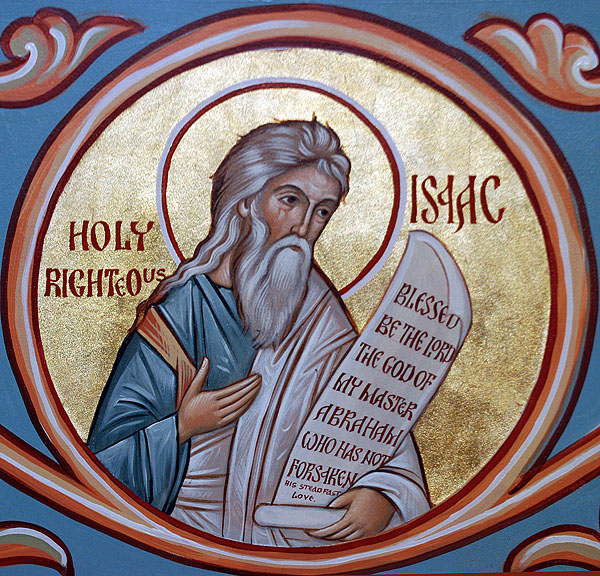 ISAAC (patriarch), patriarch | World Biographical Encyclopedia