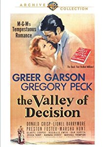 Film The Valley of Decision