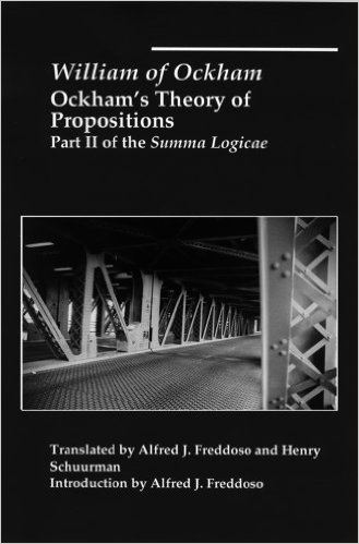 book Ockham\'s Theory of Propositions: Part II of the Summa Logicae