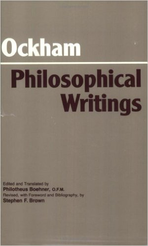 book Ockham - Philosophical Writings: A Selection