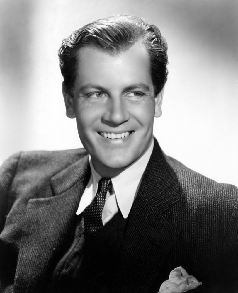 Joel McCrea (November 5, 1905