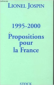 1995-2000, propositions pour la France (French Edition)