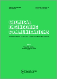 article FUNCTIONALIZED CHITOSAN AND ITS USE IN PHARMACEUTICAL, BIOMEDICAL, AND BIOTECHNOLOGICAL RESEARCH: Chemical Engineering Communications: Vol 195, No 10