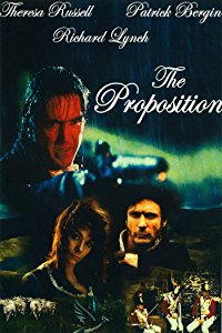 Movie The Proposition: Theresa Russell, Patrick Bergin, Richard Lynch, Strathford Hamilton