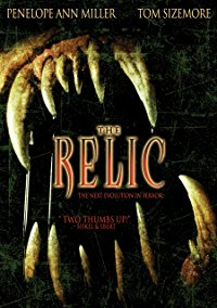 Movie The Relic: Penelope Ann Miller, Tom Sizemore, Linda Hunt, James Whitmore: Amazon   Digital Services LLC