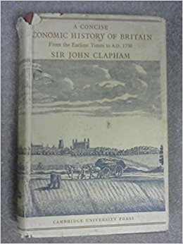 book A Concise Economic History of Britain: From the Earliest Times to 1750