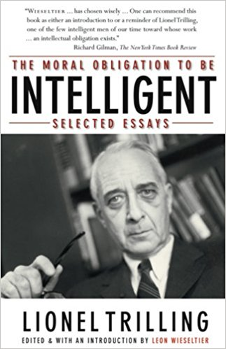 book The Moral Obligation to Be Intelligent: Selected Essays