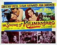 Movie The Snows Of Kilimanjaro: Gregory Peck, Susan Hayward, Ava Gardner, Hildegard Knef: Amazon   Digital Services LLC