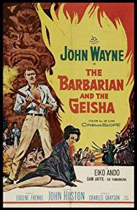 Movie The Barbarian And The Geisha: John Wayne, Eiko Ando, Sam Jaffe, S?? Yamamura: Amazon   Digital Services LLC