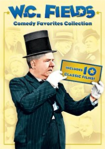 Movie W.C. Fields Comedy Favorites Collection