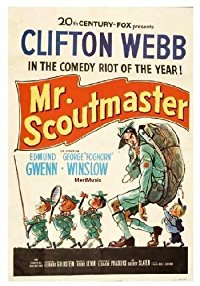 Movie Mr Scoutmaster: Clifton Webb, Edmund Gwenn, George Winslow, Frances Dee: Amazon   Digital Services LLC