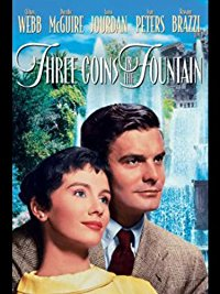Movie Three Coins In The Fountain: Clifton Webb, Dorothy McGuire, Jean Negulesco: Amazon   Digital Services LLC