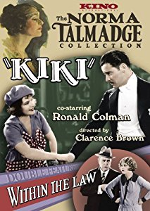 Movie The Norma Talmadge Double Feature (Kiki \/ Within the Law)