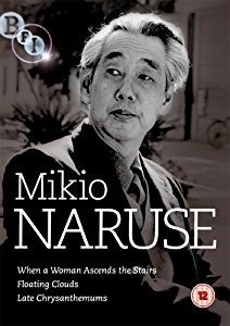 Movie Mikio Naruse Collection 3-DVD Set ( Ukigumo \/ Onna ga kaidan wo agaru toki \/ Bangiku ) ( Floating Clouds \/ When a Woman Ascends the Stairs \/ Late Chrysanthemums ) [ NON-USA FORMAT, PAL, Reg.2 Import - United Kingdom ]