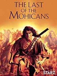 Movie The Last of the Mohicans: Madeleine Stowe, Daniel Day-Lewis, Russell Means, Michael Mann