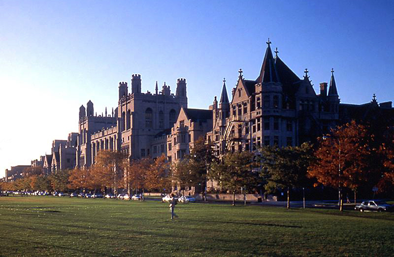 University: University of Chicago