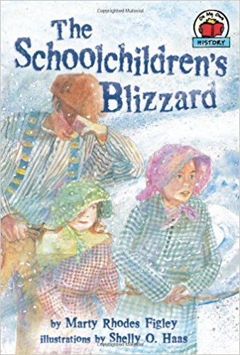 book The Schoolchildren\'s Blizzard (On My Own History (Paperback))