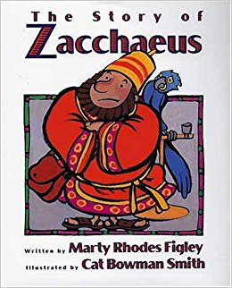 book The Story of Zaccheus