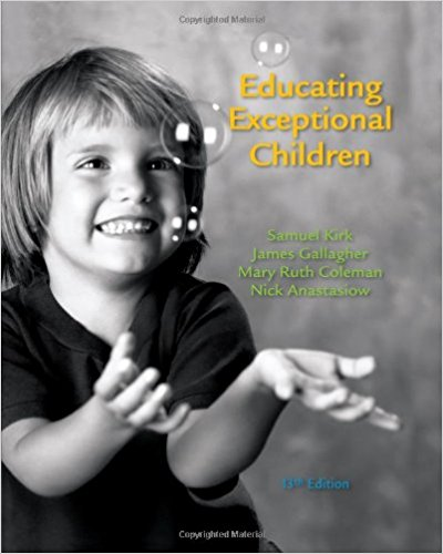 book Educating Exceptional Children (What\u2019s New in Education)