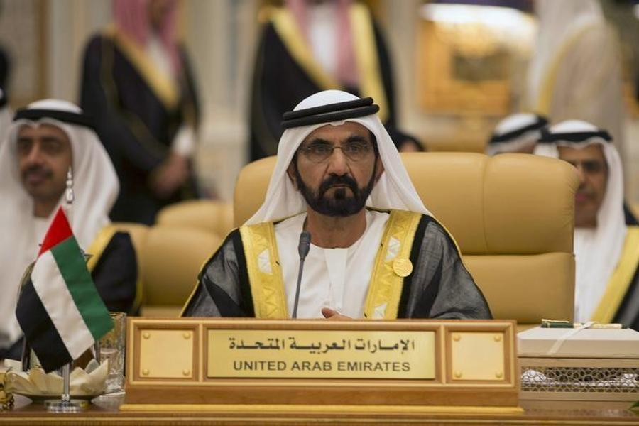 Image result for Vice President and Prime minister of the United Arab Emirates, and ruler of the Emirate of Dubai, Sheikh Mohammed bin Rashid Al Maktoum