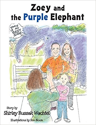 book Zoey and the Purple Elephant