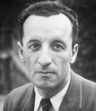 Maurice Merleau Ponty March 14 1908 May 3 1961 French