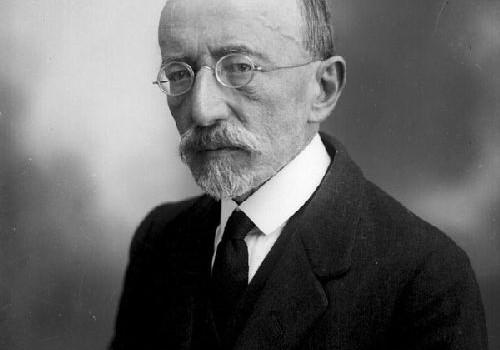 Ahad Ha'am (August 18, 1856 — January 2, 1927), Israeli essayist,  philosopher, author | World Biographical Encyclopedia