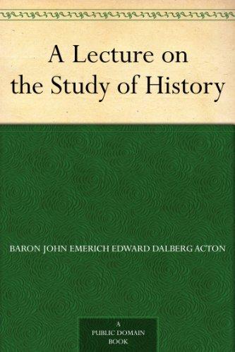 John Dalberg Acton January 10 1834 June 19 1902 British